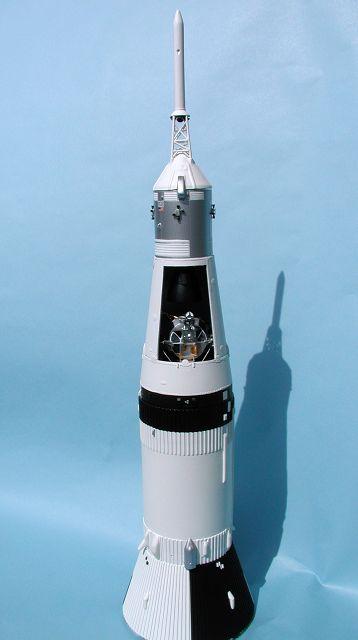 Revell S 1 96 Saturn V Apollo Scale Models Apollo Maniacs